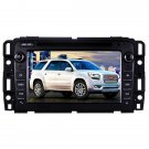 QL-GMC728 Car DVD GPS Navigation Headunit For 2013 2014 GMC Acadia
