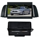 QL-BMW735 OEM Car DVD Player GPS Navigation Stereo Radio Head-unit For BMW 5 Series 2014
