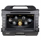 QL-SPT785 HD Car Stereo for Kia Sportage GPS Navigation Navi Headunit Autoradio DVD Player