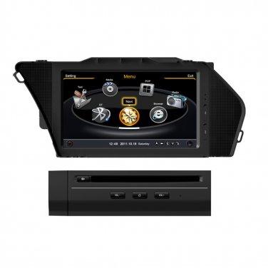 QL-BNZ766 Auto Radio DVD GPS Sat Navi Stereo Radio For Mercedes Benz GLK 350 250 2011-2014