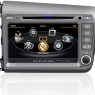 QL-CVC723 Car Stereo for Honda Civic GPS Navigation Satnav Radio Multimedia DVD Bluetooth