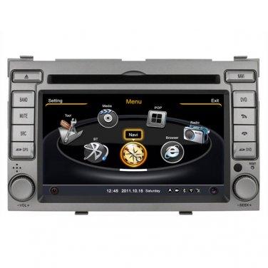 QL-HYD743 OEM Car Stereo DVD for Hyundai i20 Auto Radio GPS Navigation SatNav Multimedia
