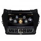 QL-HYD758 OEM Car GPS Navigation for 2012 Hyundai Santa Fe Xi45 Autoradio DVD Stereo Headunit