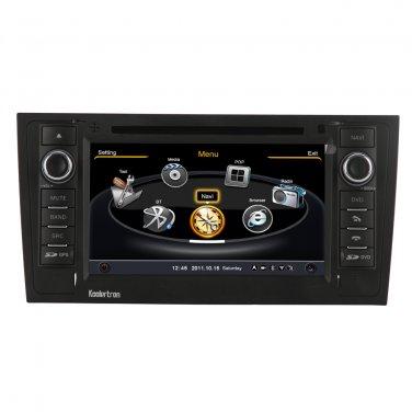 QL-ADI766 Car Stereo DVD for Audi A6 S56 Auto Radio GPS Navigation Sat Nav DVD Headunit