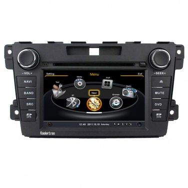 QL-MZD798 AutoRadio Car DVD GPS navi Player Fit for 2007 2008 2009 2010 2011 Mazda CX-7