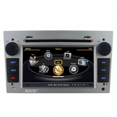 QL-OPL729-SI Autoradio for Opel Holden Astra Zafira Vectra Antara DVD Navigation GPS Headunit
