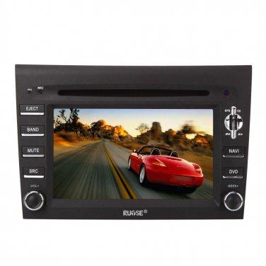 QL-PCY615 Auto Radio DVD GPS Navigation Stereo for Porsche CAYMAN 911 997 BOXTER 2005-2008
