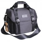 AS-KLFB02-BK Koolertron Nylon SLR DSLR Camera Bag Messenger Shoulder Bag for Canon Nikon Sony