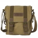 AS-KSFB14-YE Course Canvas DSLR SLR Camera bag Shoulder Messenger Pack For Nikon Canon