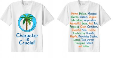 Character T-Shirts (S)