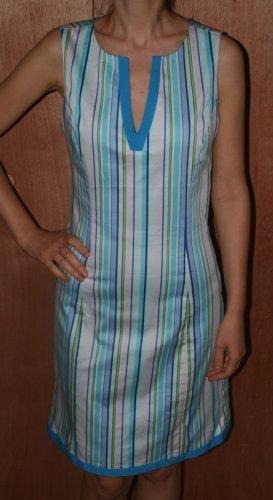 Cotton Elegant Stephanie Beare Blue Dress 10