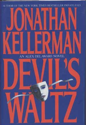 Devil's Waltz - Jonathan Kellerman Signed First Edition