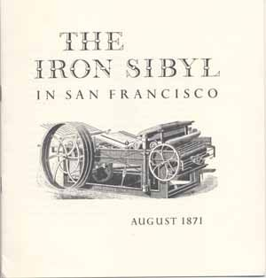 The Iron Sibyl in San Francisco