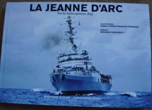 La Jeanne D&#039;Arc: Porte-helicopteres R97