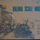 Balboa Scale Models Catalog - Third Edition