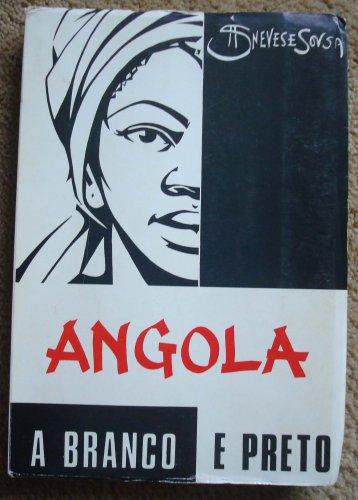 Angola A Branco E Preto