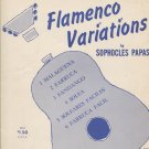 Six Easy Flamenco Variations