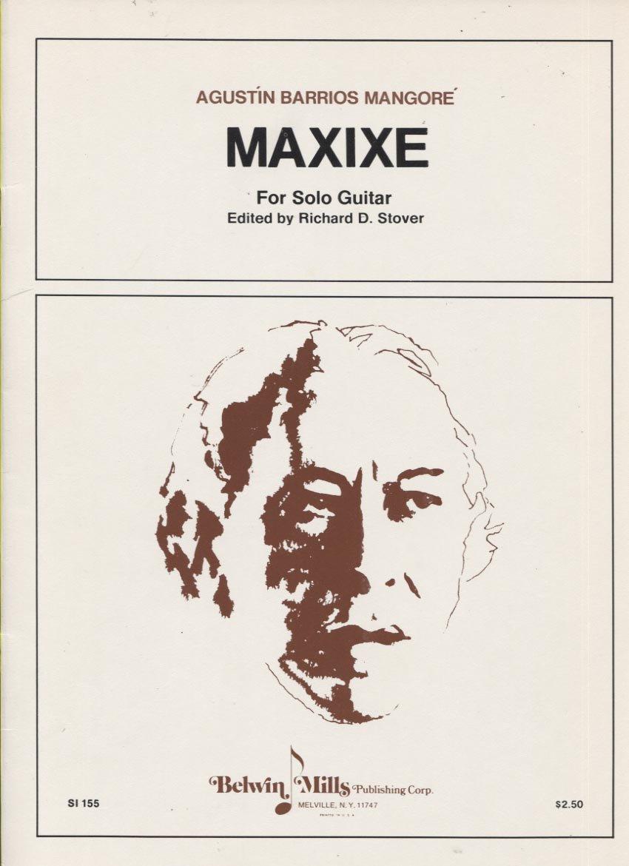 Maxixe for Solo Guitar