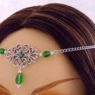 CUSTOM color Renaissance Wedding SCA CIRCLET head piece
