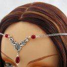 CUSTOM color Renaissance Wedding SCA CIRCLET tiara crown head piece