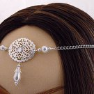 ITEM 1420 Pearl Elvish Medieval Renaissance wedding CIRCLET crown