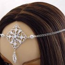 ITEM  1418 Pearl Elvish Medieval Renaissance wedding CIRCLET crown
