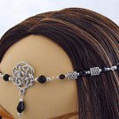 CUSTOM made Renaissance Celtic knot CIRCLET crown tiara #1403 LARP Diadem