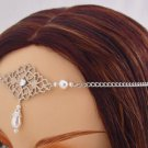 Pearl Renaissance LARP Medieval wedding CIRCLET crown