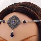 PURPLE Renaissance ELVEN  Medieval CIRCLET crown tiara