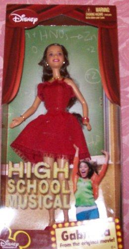 GABRIELLA FROM HIGH SCHOOL MUSICAL