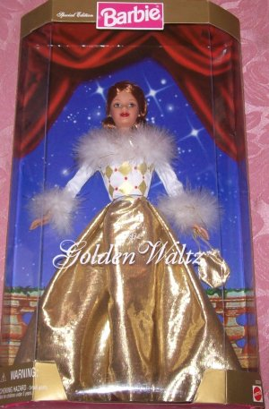 GOLDEN WALTZ BARBIE