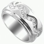ONE AND  QUARTER  CARAT  DIAMOND  RING