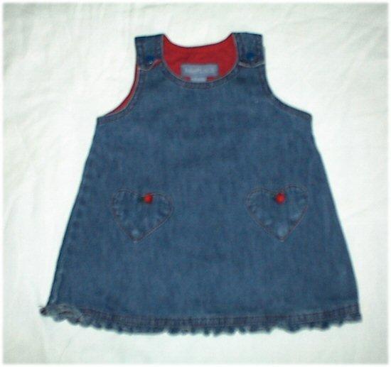 infant girl jumper