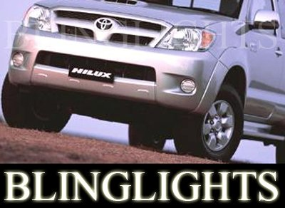 2005-2008 Toyota Hilux Fog Lamps Lights sr 05 06 07 08 2006 2007