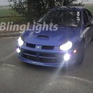 1995-1999 DODGE NEON XENON FOG LAMPS lights 96 97 98 99 1996 1997 1998