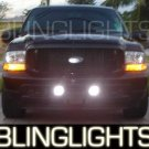2000-2005 Ford Excursion Super Duty Xenon Fog Lamps F250 F350 00 01 02 03 04 05