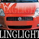 2005-2008 Fiat Grande Xenon Fog Lamps lights 06 07 08