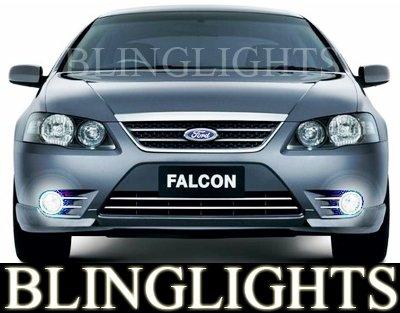 2001-2008 Ford Falcon Fog Lights Lamps xt futura 06 07