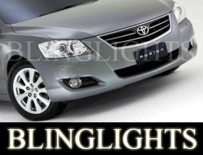 2006-2008 Toyota Aurion Xenon Fog Lamps lights 06 07 08