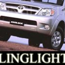 2005-2008 Toyota Hilux Fog Lamps Lights sr 2006 2007