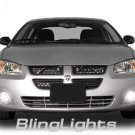 2001-2007 Dodge Stratus Xenon Fog Lamps Lights 04 05 06