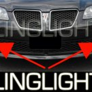 2008 Pontiac G8 Fog Lamps Kit Lights 08 driving gt