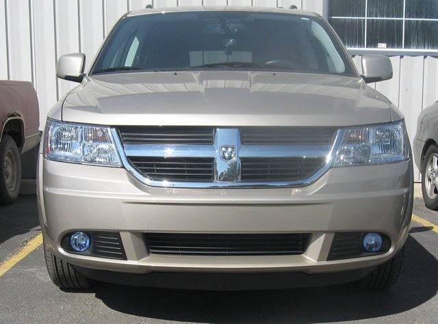 2009 Dodge Journey Xenon Fog Lamps lights 09 se sxt