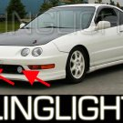 94-01 ACURA INTEGRA JDM FOG LIGHTS LAMPS 96 97 98 99 00