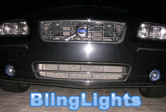 2005-2009 VOLVO S60 XENON FOG LAMPS 08 lights T5 hid 07
