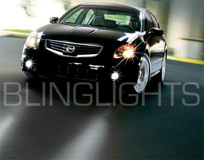 2007-2008 Nissan Maxima Xenon Fog Lamps SE SL lights 07