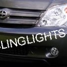 2004-2005 Scion xA White Light Xenon Fog Lamps lights