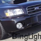 2003-2008 Subaru Forester Xenon Fog Lamps Lights 06 07