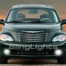 2006-2008 Chrysler PT Cruiser Xenon Fog Lamps lights 07