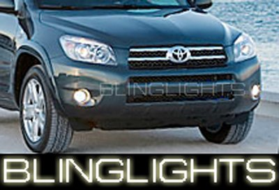 2006-2008 TOYOTA RAV4 XENON FOG LAMPS LIGHTS Rav 4 07